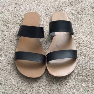J. Crew Flat Sandals